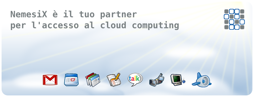 NemesiX il tuo partner per l'accesso al cloud computing in Italia
